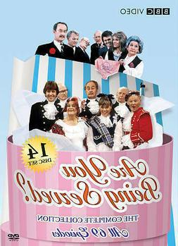 Are You Being Served? The Complete series 1-12, DVD collecti