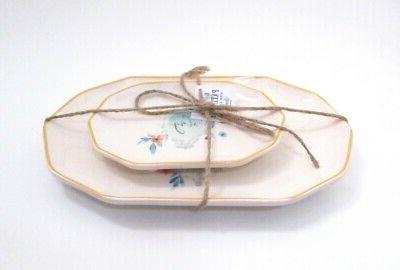 set of two appetizer trays patina vie