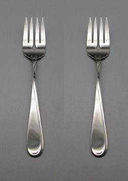 SET OF TWO - Oneida Stainless FLIGHT RELIANCE Serving Forks