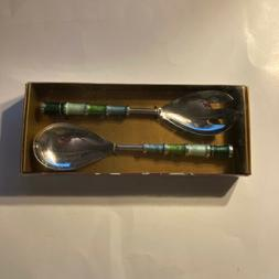 Biltmore For Your Home Serving Set Spoons Brand New